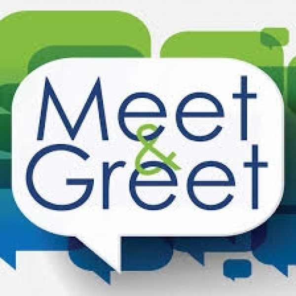 Meet and Greet with Pastor Brad